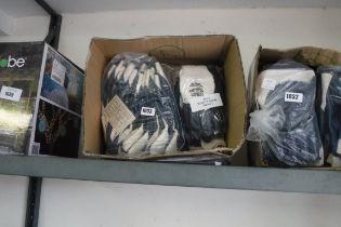 Box of work gloves