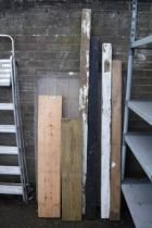 Quantity of mixed timber