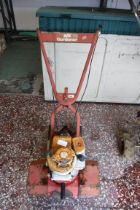 M1 Gardener petrol rotovator