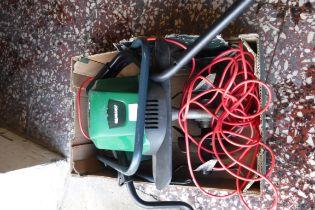 Qualcast electric tiller
