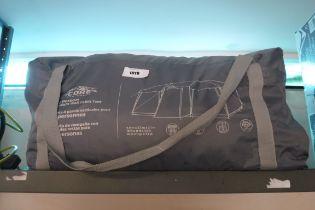(1045) Core 12 person straight wall cabin tent