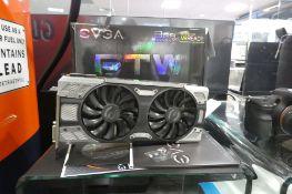 EVGA FTW GTX1080 8gb graphics card with box