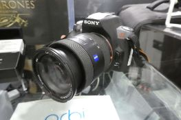 Sony A380 SLR camera with lens inc. battery (no other accessories)