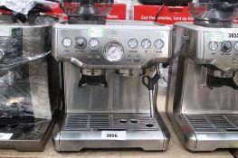 (12) Unboxed Sage Barista coffee machine