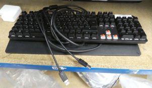 Asus TUF gaming keyboard (missing keys)