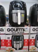 (TN51) Gourmet 5.7 litre digital air fryer