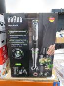 Braun Multi Quick 9 hand whisker