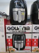 3088 - Gourmet 5.7 litre digital air fryer