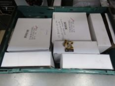 10 boxes of 24 tiger fridge magnets