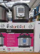 (TN2) Instant Pot Duo Evo Plus multi use pressure cooker