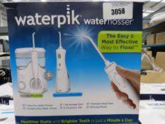 Water pick water flosser