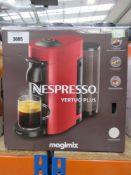 (TN76) Nespresso Virtue Plus MagiMix coffee machine