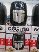 (TN49) Gourmet 5.7 litre digital air fryer