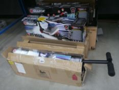 10 assorted boxed electric scooters