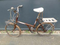Raleigh Shopper vintage bike
