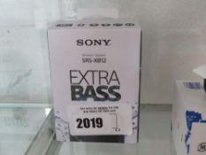 Sony SRS-XB12 speaker