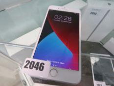 Apple iPhone 8 Plus 64gb mobile phone in white