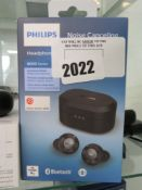 Philips noise cancelling headphones 8000 Series with box