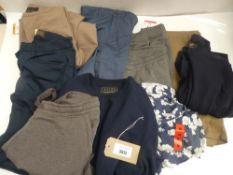 Bag of Jachs of New York clothing in various styles and sizes