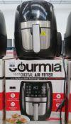 (6) Gourmet digital air fryer