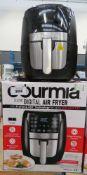 (17) Gourmet digital air fryer