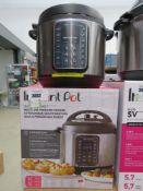 (30) Instant Pot multi use pressure cooker