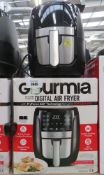 (22) Gourmet digital air fryer