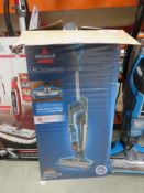Bissell Crosswave all-in-one multi surface cleaning system with box
