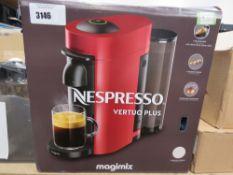 3005 Espresso Virtue Plus coffee machine
