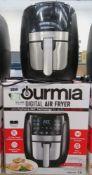 (35) Gourmet digital air fryer