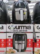 (21) Gourmet digital air fryer