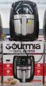 (4) Gourmet digital air fryer