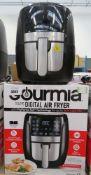 (3) Gourmet digital air fryer