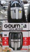 (20) Gourmet digital air fryer