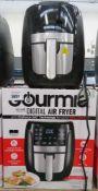 (16) Gourmet digital air fryer