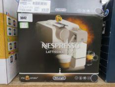 Delonghi Nespresso Latissemer Touch coffee machine