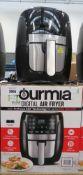 (36) Gourmet digital air fryer
