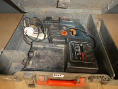 Bosch JBH 24 battery drill with 1 battery and charger