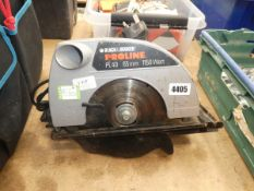Black & Decker circular saw