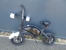 Jetson electric bike (no charger)