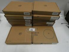 14x BT WiFi Discs