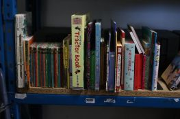 Selection of childrens puzzle books and storybooks