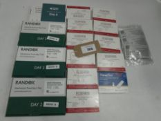 Various Covid-19 tests