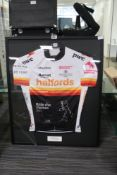 Ride of The Nation 2017 PWC charity cycle challenge shirt sponsored by Outstanding Branding with