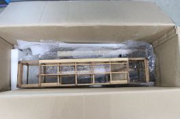 2161 - Selection of home kits, scratch built made carriages (incomplete project)