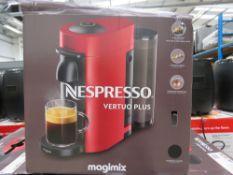 (TN70) Nespresso vertuo plus magimix coffee machine