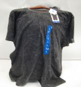 Bag containing approx 50 t shirts by Champion in charcoal sizes M - XL