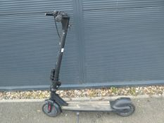 Zinc electric scooter with charger