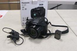 Panasonic DCFZ82 4K bridge camera with box