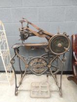 Bradbury & Co. Ltd boot stitcher/treble sewing machine